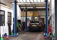 car repairs at our chesterfield garage